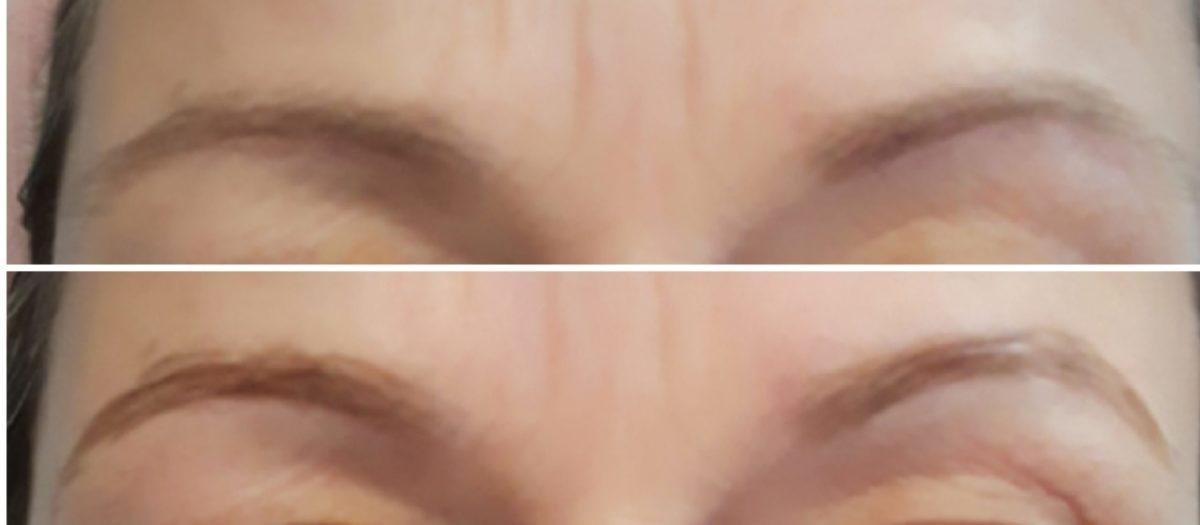 Brow Lift (rehaussement de sourcils)  naturel sans teinture